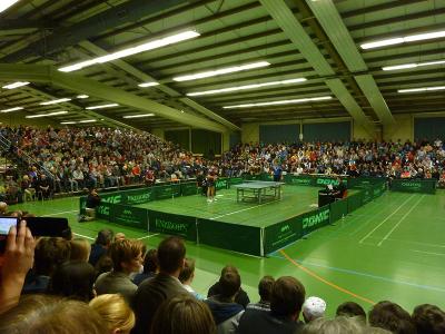 Tischtennis Der Spitzenklasse Beim Fm Munzer Cup In Offenburg Ttc