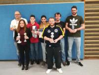 TTC-Vereinsmeisterschaften 2018