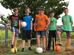 TTC-Jugendausflug 2018 zum Soccerpark Ortenau in Neuried-Dundenheim
