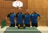 TTC Steinach 5 Meister in der D-Klasse