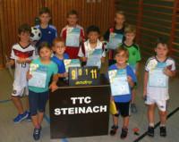 TTC-Mini-Meisterschaften 2014