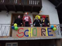 Fasentumzug in Steinach 2012