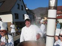Fasentumzug in Steinach 2007