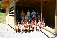 TTC-Jugendausflug zum Naturelebniscamp nach Welschensteinach