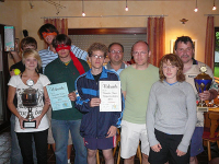 Jedermanns-Tennisturnier des TC Steinach