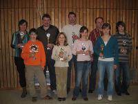 TTC-Vereinsmeisterschaften 2007
