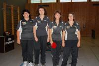 2. Damenmannschaft des TTC Steinach feiert Herbstmeisterschaft